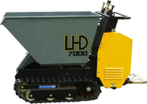 LHD 7000 Tracked Concrete Buggy